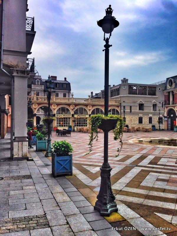 Piazza Meydanı gezisi