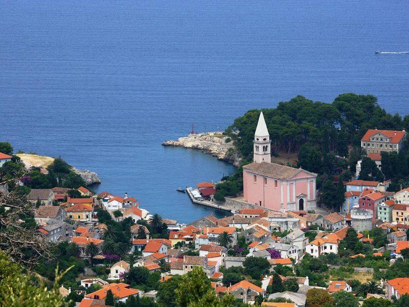 Hırvatistan gezilecek yerler adalar