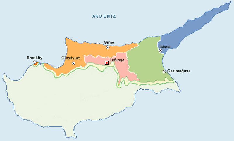 Kıbrıs Gezi Rehberi kktc