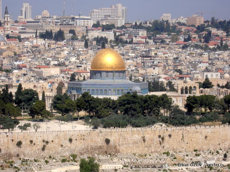 Kudüs gezilecek yerler eski kent