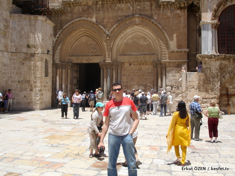 Kudüs gezilecek yerler gezi rehberi