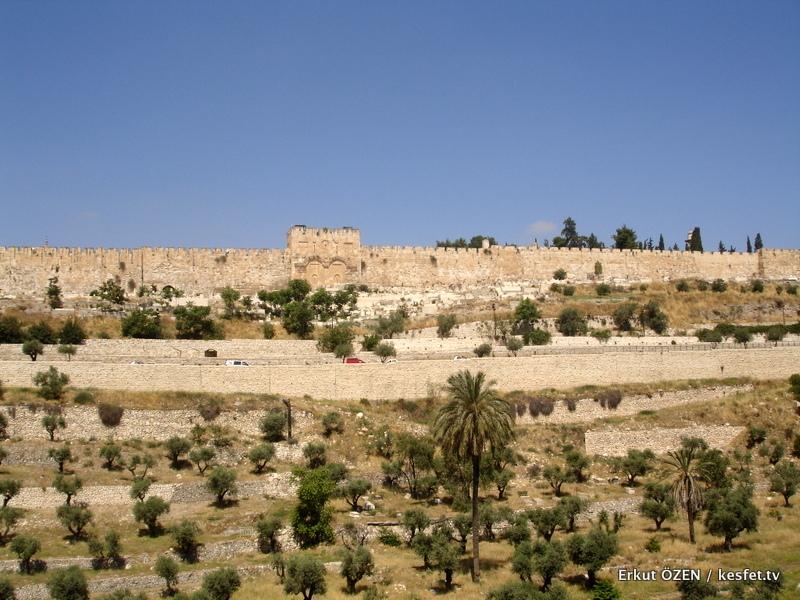 Kudüs gezilecek yerler Kanuni surları