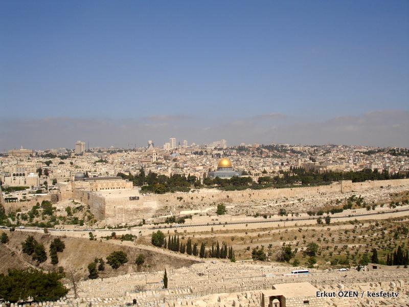 Kudüs gezilecek yerler zeytindağı