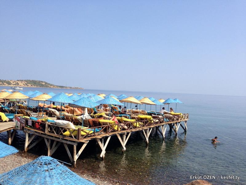 Assos Gezi Rehberi plajlar