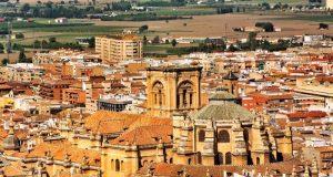 Granada gezilecek yerleri