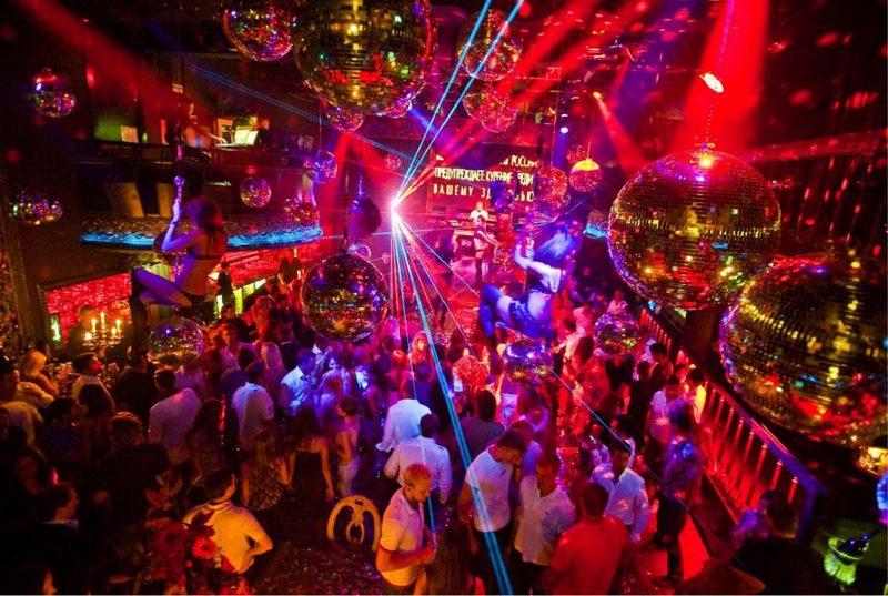 Moskova gece hayatı