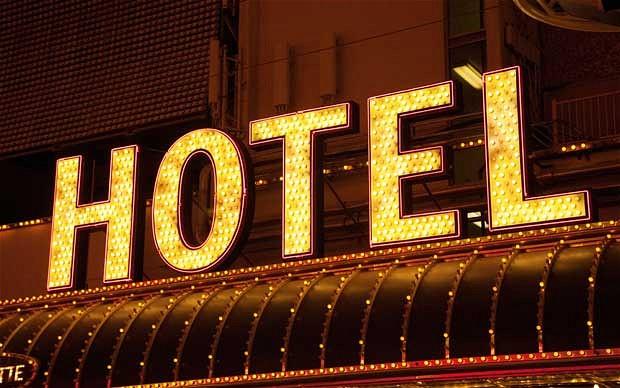 otel skandalları