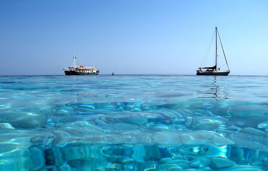 Yunan Adaları plajları gezisi