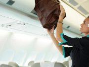 Uçak kabin bagajı