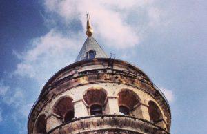 Galata Kulesi İstanbul