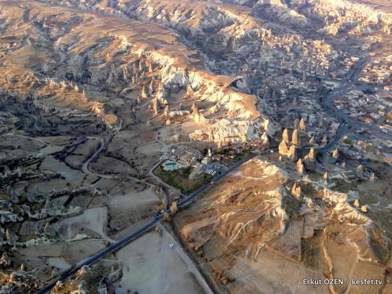 Kapadokya Balon Turu cappadocia
