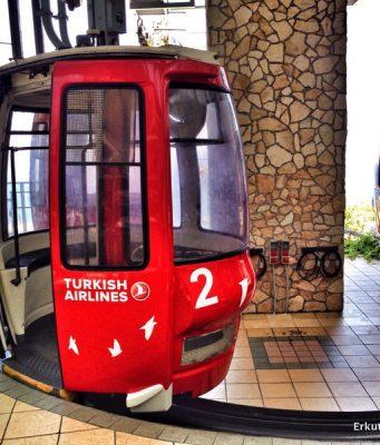 Türk Hava Yolları'nın En Kısa Uçuşu