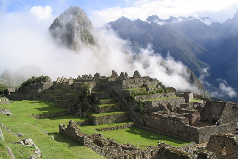 En sessiz sakin tatil yerleri Machu Picchu