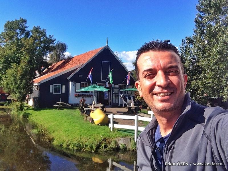 Hollanda'da gezilecek yerler Erkut OZEN
