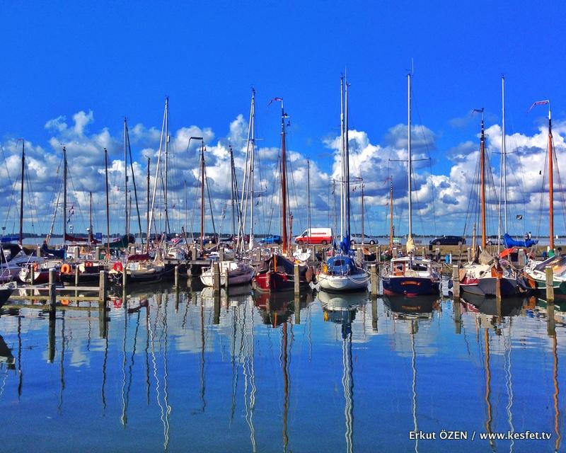 Hollanda'da gezilecek yerler liman marken