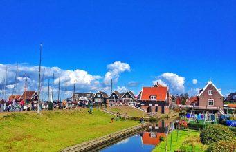 Hollanda'da gezilecek yerler
