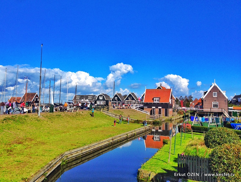 Hollanda'da gezilecek yerler Marken