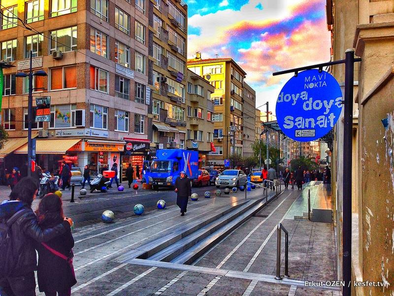 Kadıköy Gezi Notları bahariye