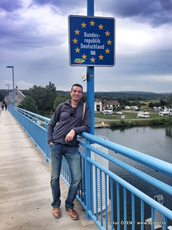 Lüksemburg gezilecek yerler sınır