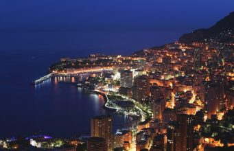 Monako gezisi