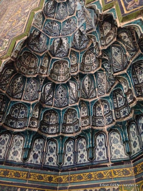 Edirne Muradiye Cami gezisi