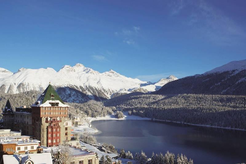 kayak tatili için isviçre