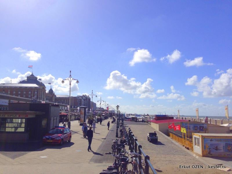 Hollanda'da gezilecek yerler Scheveningen Gezisi