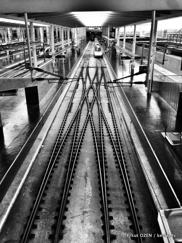 Sevilla gezisi Santa justa tren istansyonu
