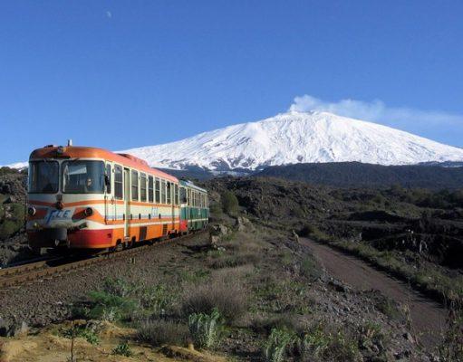 Etna Yanardağı gezisi