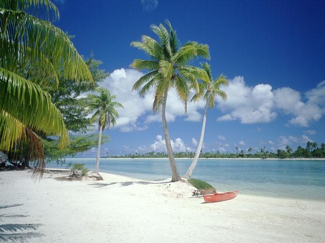 Tatil adaları tuvalu adası