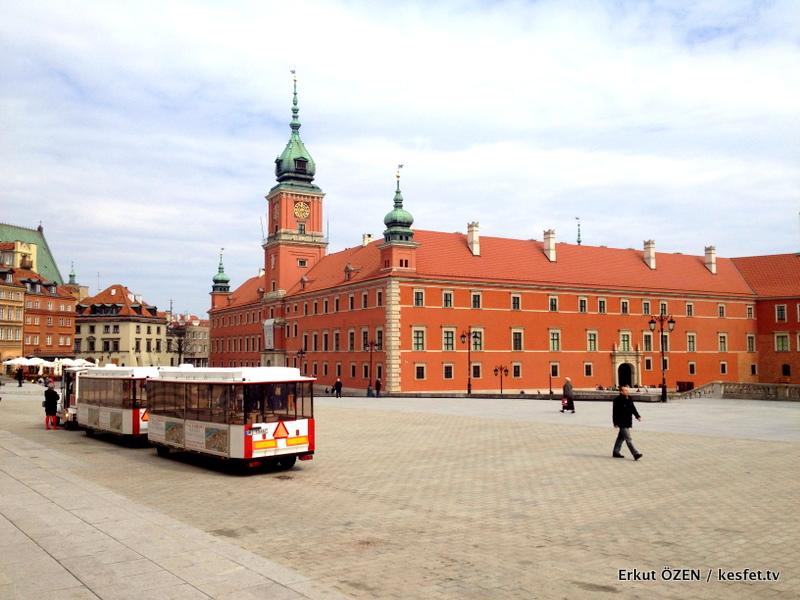 Varşova gezi rehberi gezilecek yerler