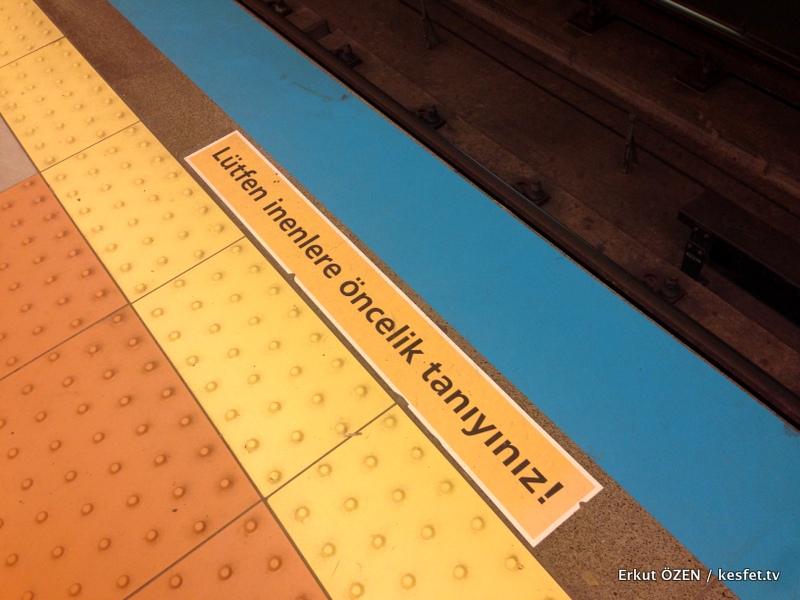 istanbul metrosu izlenimler