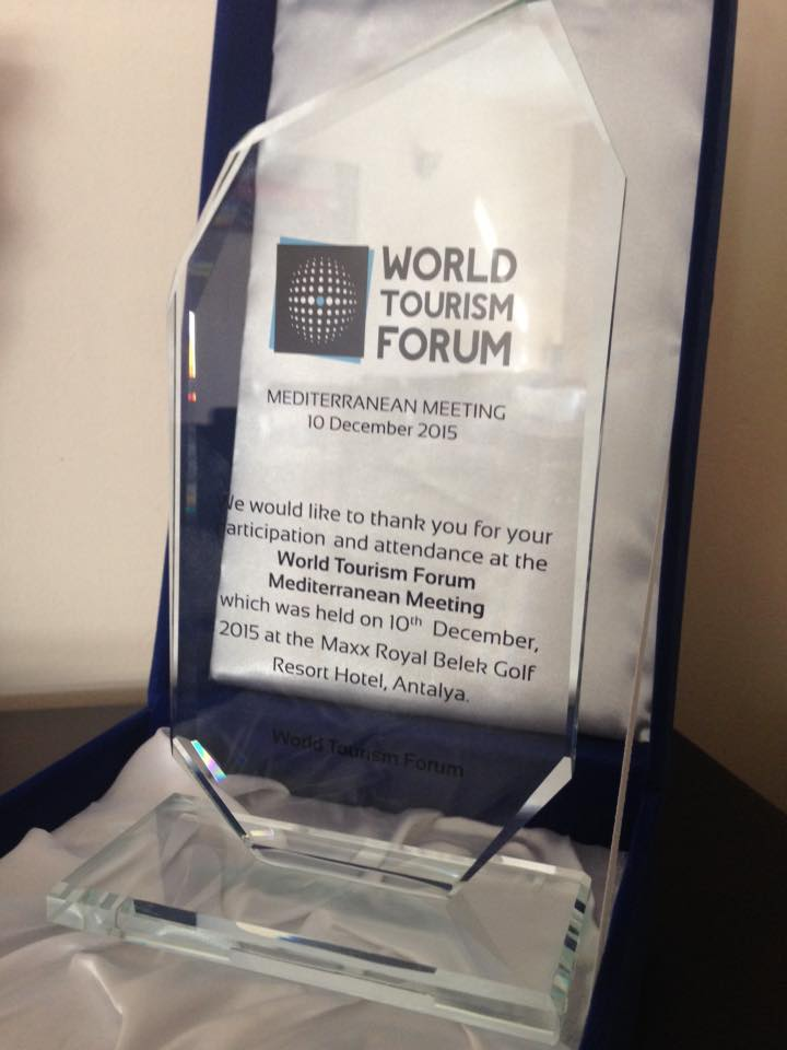 World Tourism Forum Awards