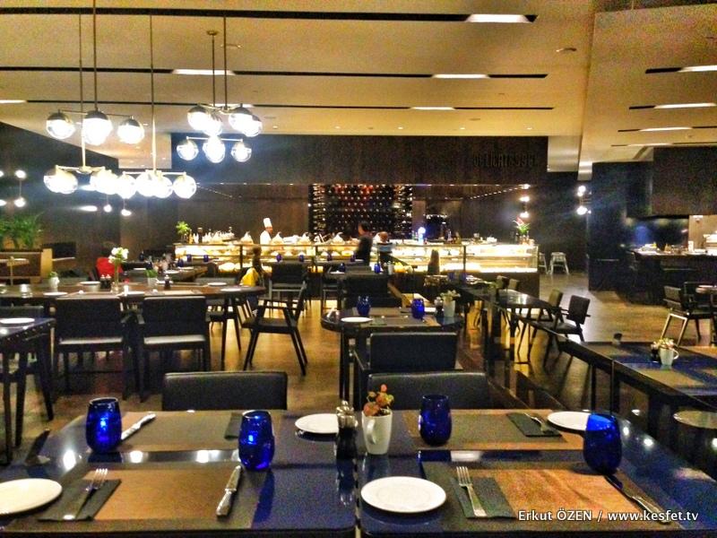 Maxx Royal Belek Azure restoran