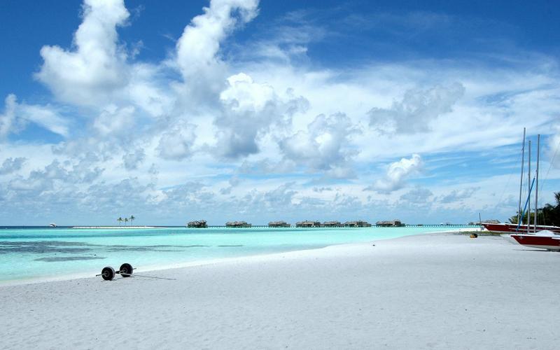 Banyan Tree Maldivler Plajları