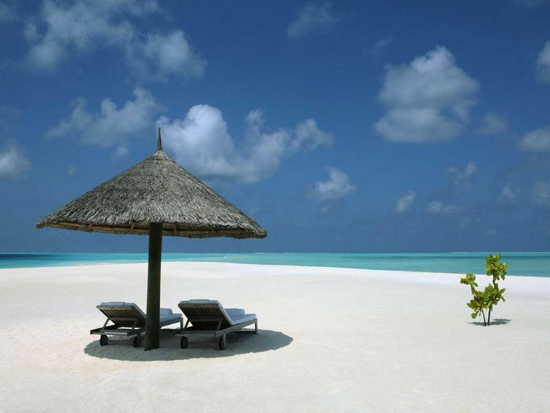 Cocoa Adası Maldivler en iyi plajları