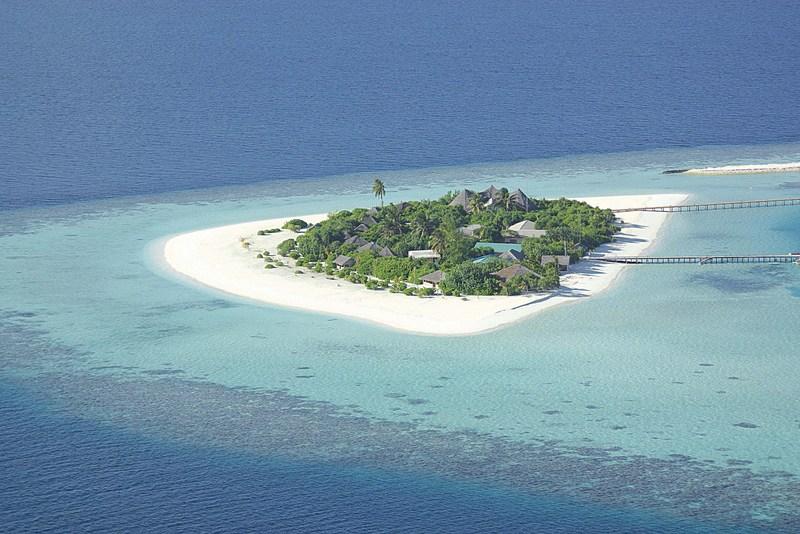 Dhoni Mighili adası maldivler en iyi plajlar