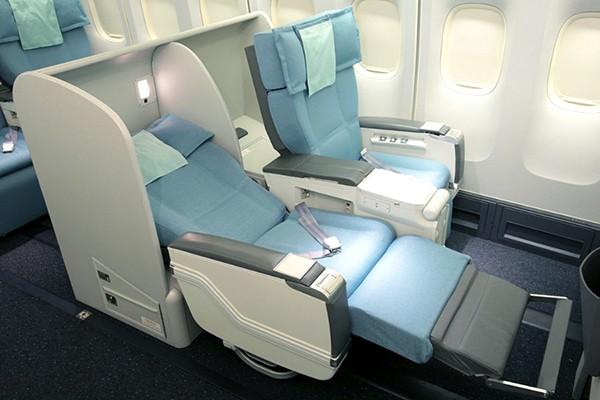En iyi havayolları Kore havayolları Korean Air