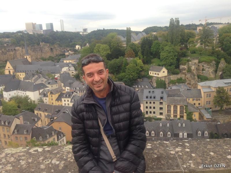 luksemburg gezi rehberi Erkut Özen