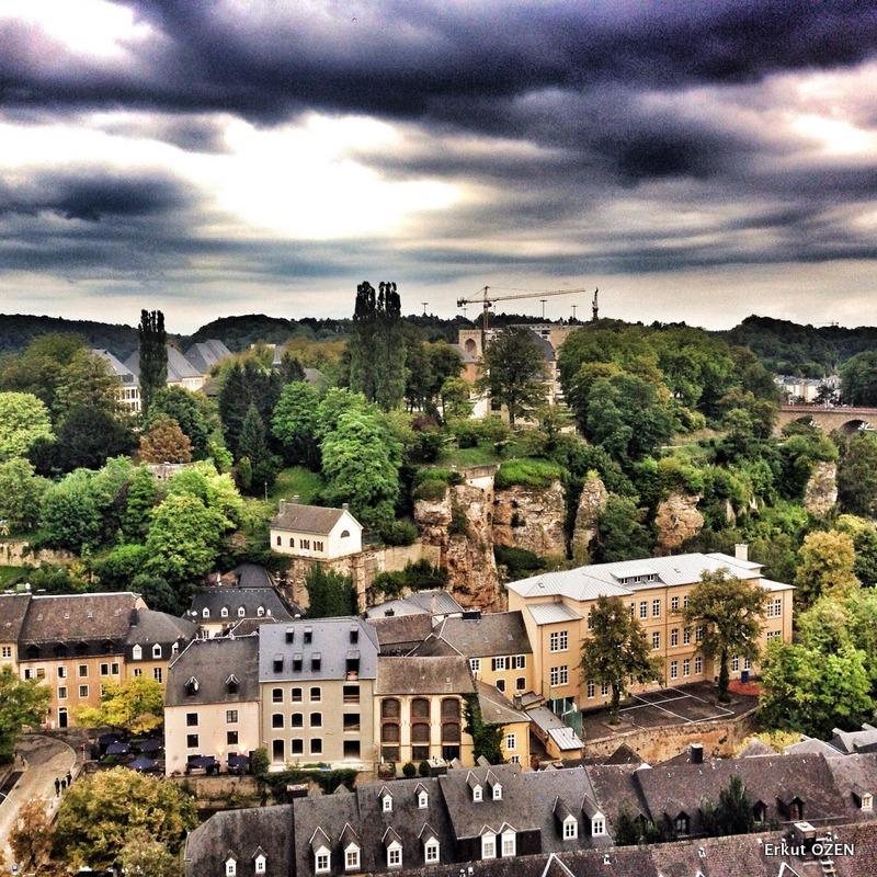 Lüksemburg gezi rehberi