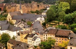 Luksemburg Gezi Rehberi Tarihi Luxemburg