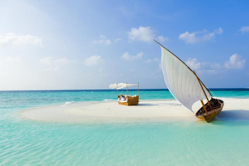 Maldivler en iyi plajlar