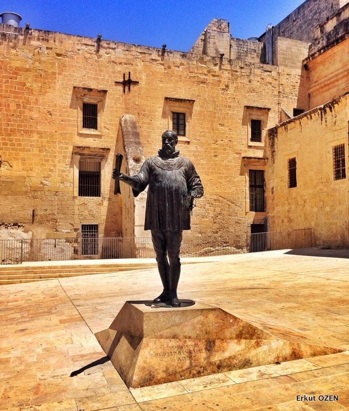 Malta Gezisi Rehberi La Valetta