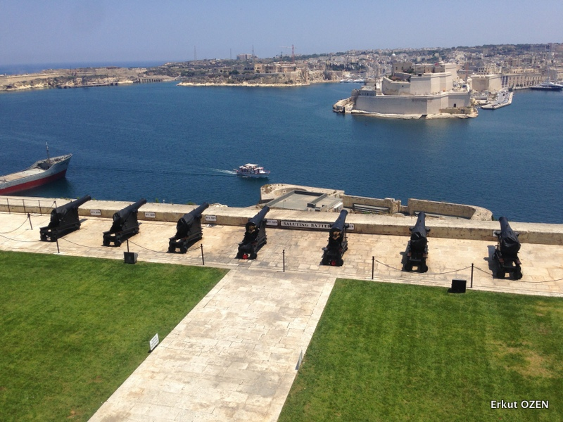 Malta Gezisi Upper Barrack