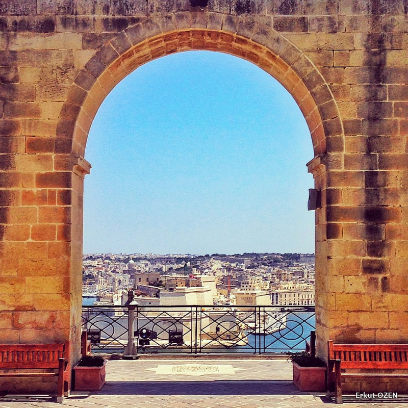 Malta Gezi Rehberi Valetta Genel