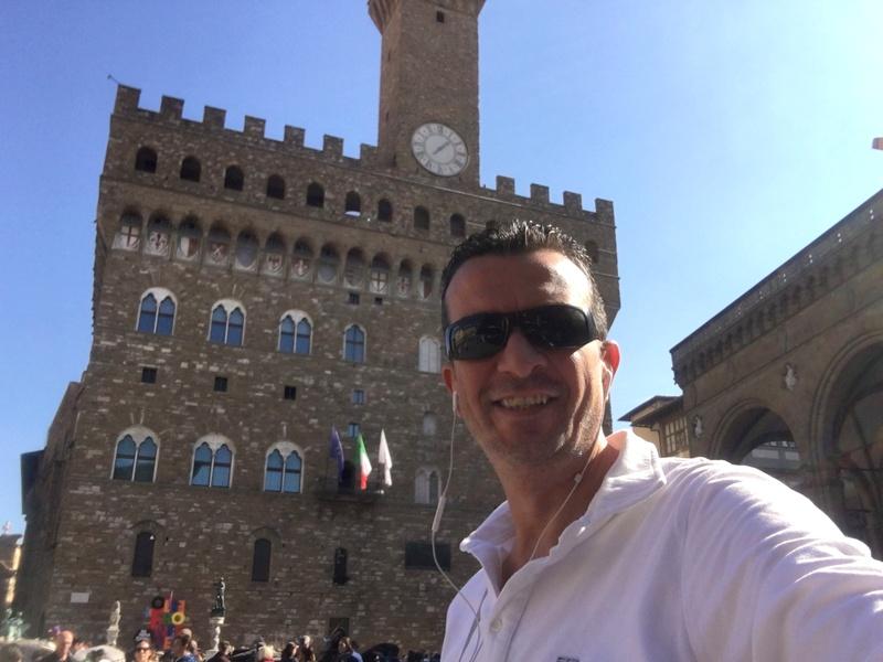 Saat Kuleleri İtalya Floransa Turları Rehber Erkut Özen
