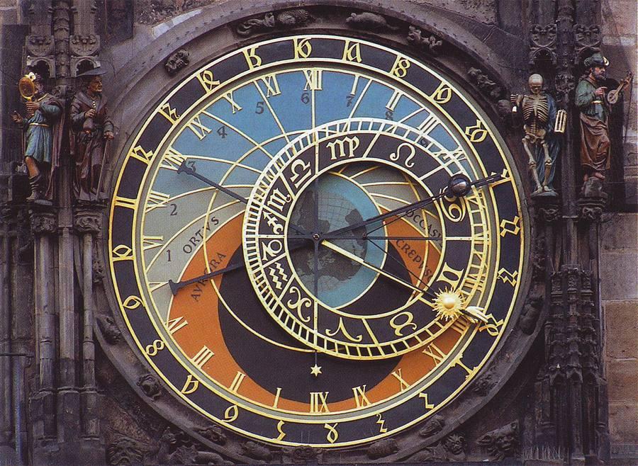 Prag gezi rehberi orloj astronomik saat en ünlü saat kuleleri