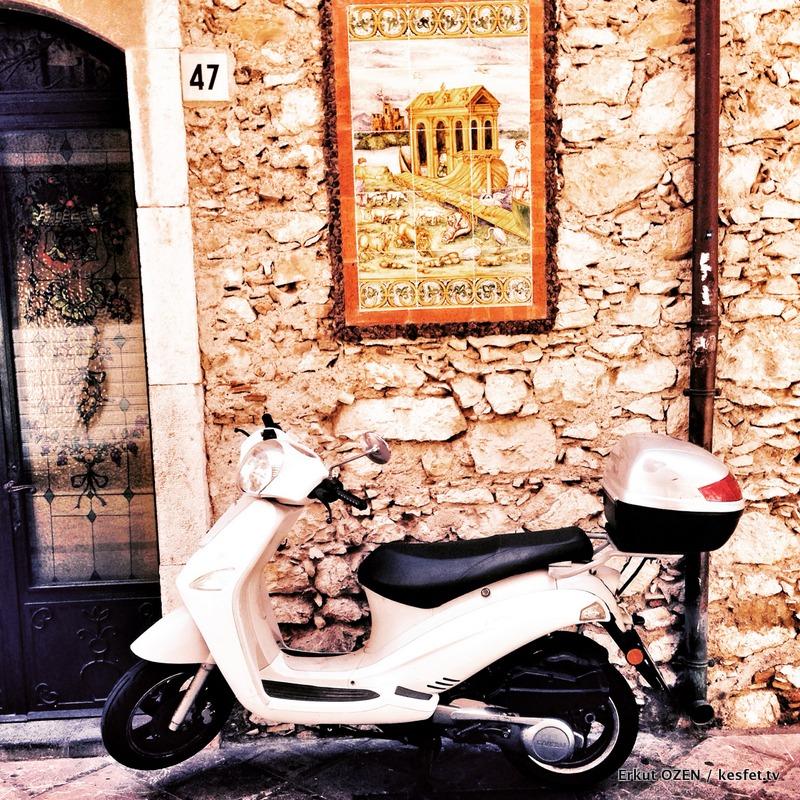 Taormina gezi