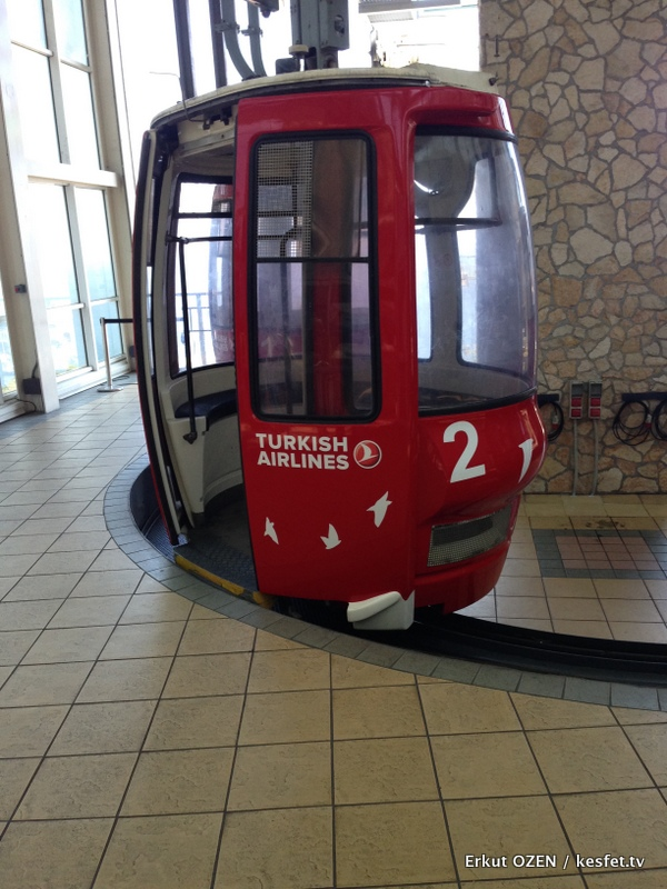 Taormina Gezi Rehberi Mazzaro teleferik