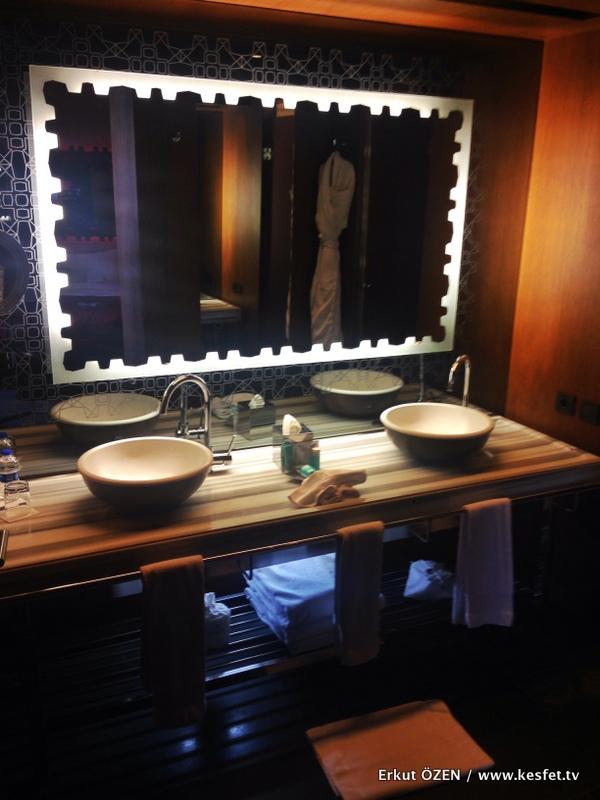 W istanbul Hotel odalar